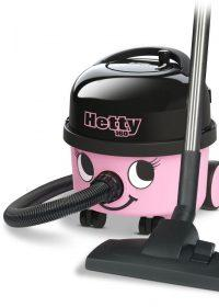 Numatic Hetty Hoover - Pink HET160 - Latest Model