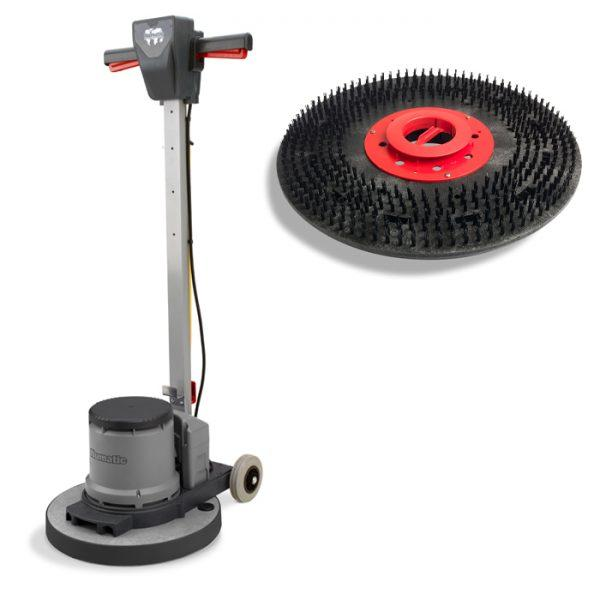 Numatic HFM1530G Hurricane Floor Polisher 1500w 300rpm complete with 400mm Flexi Drive Board