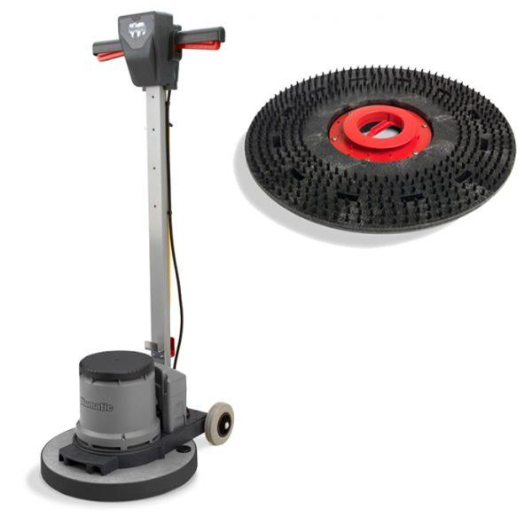 Numatic HFM1515 Hurricane Floor Scrubber 150rpm