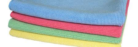 <span>MICROFIBRE</span> CLOTHS