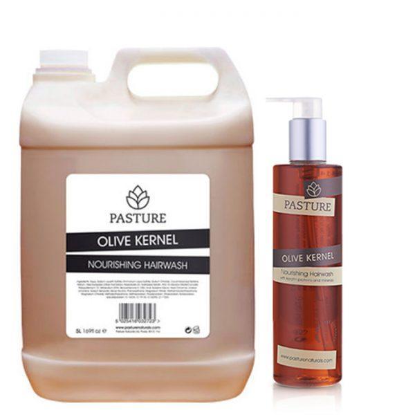 Olive Kernel Nourishing Hair Wash