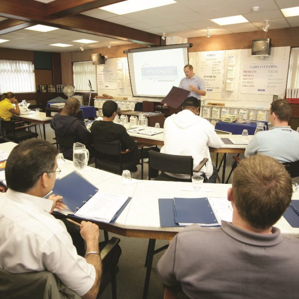 One Day Prochem Carpet Cleaning Course
