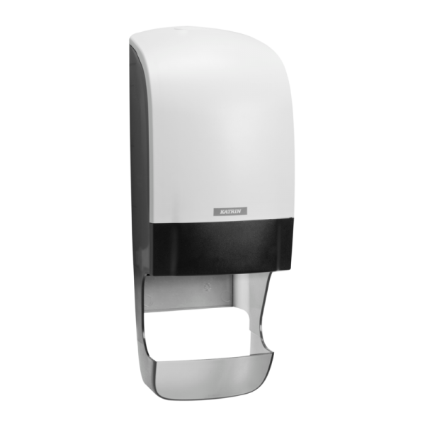 Katrin Toilet Paper Dispenser - White