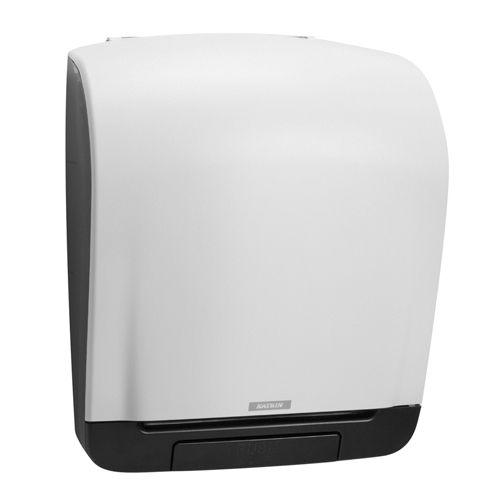 Katrin System Roller Hand Towel Dispenser - White