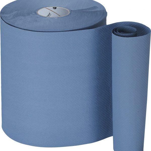 Bay West 6x Rolls Blue Hand Towel