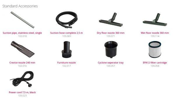 Sprintus Waterking Accessories