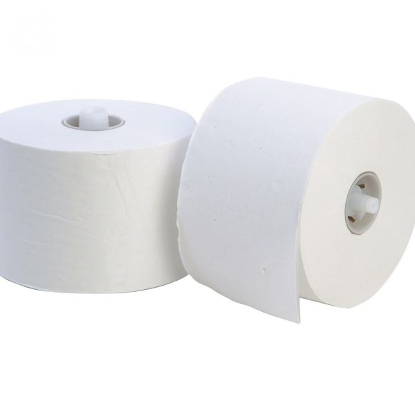 One Stop Luxury Toilet Roll Ecomatic 24,500 Sheets