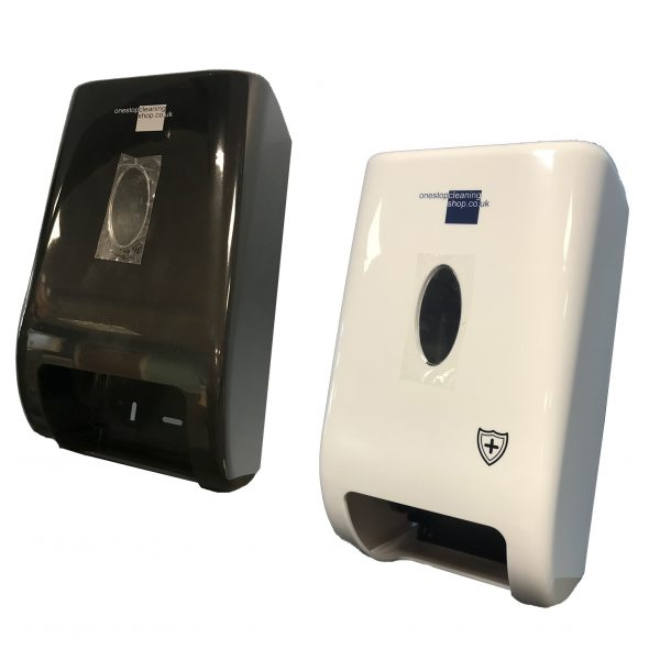 One Stop Ecomatic ABS Toilet Roll Dispenser