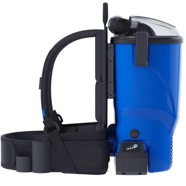 PacVac Velo Battery Backpack Vacuum