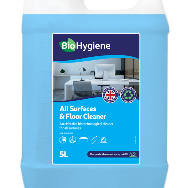 5L Bio Hygiene - All Surfaces & Floor Cleaner