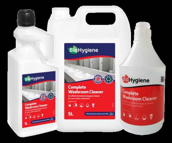 Bio Hygiene Complete Washroom Cleaner