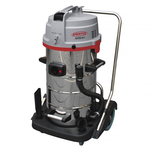 Sprintus KETOS 56/2E 55L Wet & Dry Vacuum
