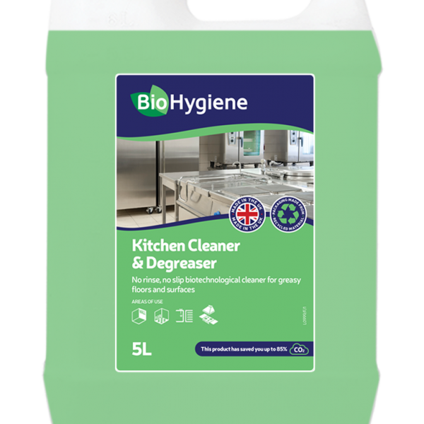 5L Bio Hygiene Kitchen Cleaner & Degreaser