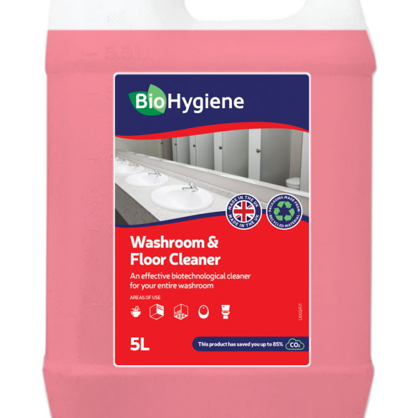 5L Bio Hygiene Washroom & Floor Cleaner