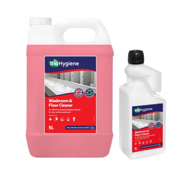 Bio Hygiene Washroom & Floor Cleaner