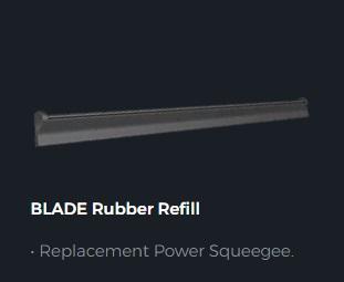 Motorscrubber BLADE Rubber Refill