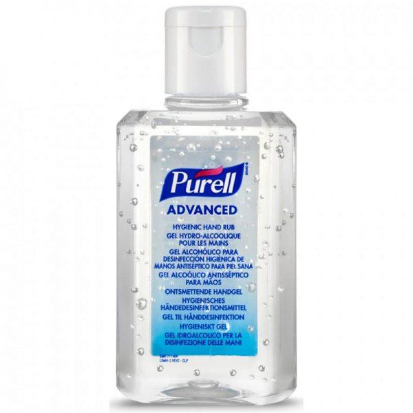 Purell Advanced Sanitiser Code 9606-24