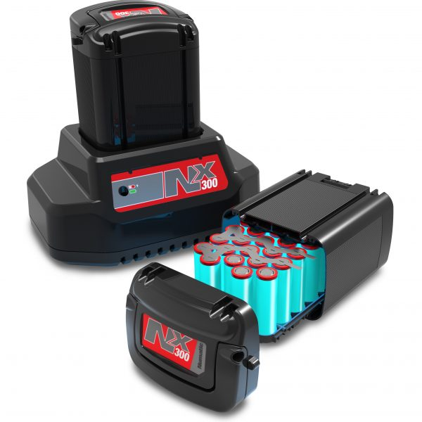 Numatic NX300 Pro Cordless Spare Battery