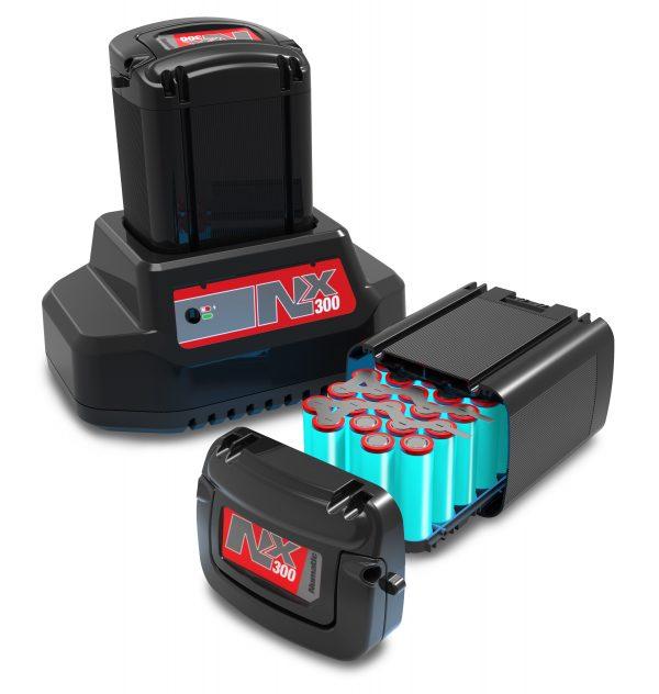 Numatic NX300 battery