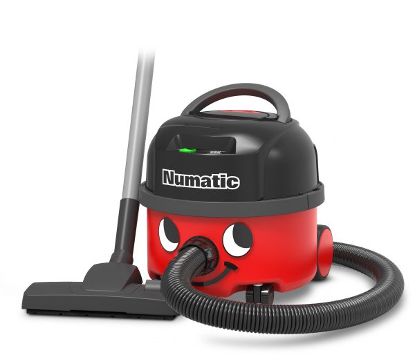 Numatic NBV190NX Battery Henry Hoover Front View