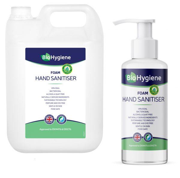 Bio Hygiene Foam Hand Sanitiser