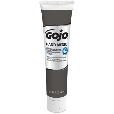 a tube of gojo hand medic barrier cream