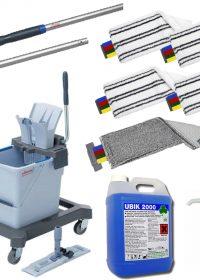 Vileda Large Safety Floor Mopping Kit
