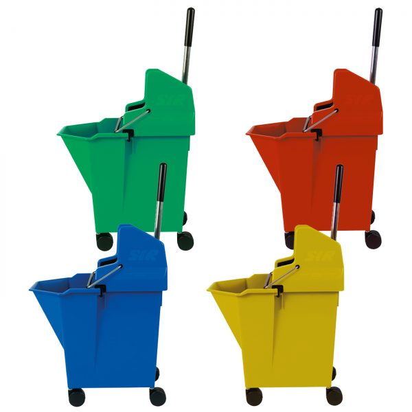 SYR Ladybug Mop Bucket & Wringer Combo