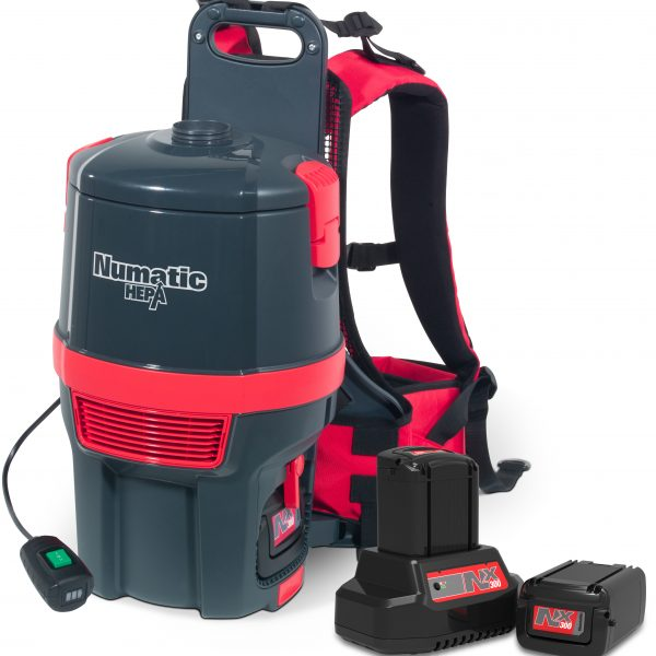 Numatic RSB150NX Battery BackPack Vacuum