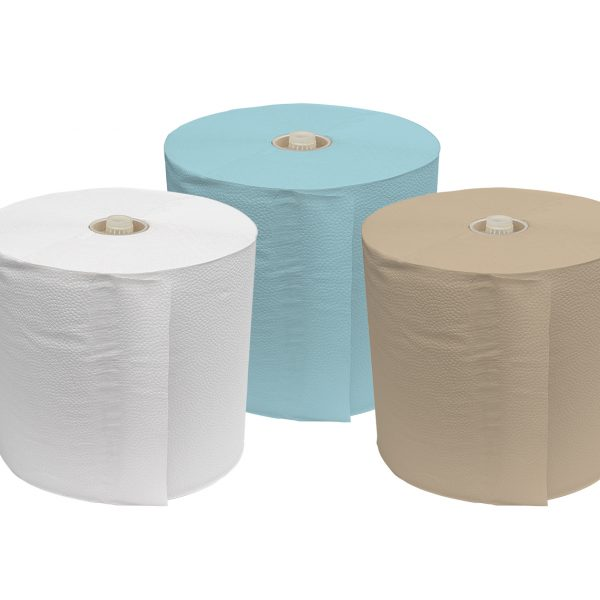 Autocut Recycled Roll Towel - 6 pack