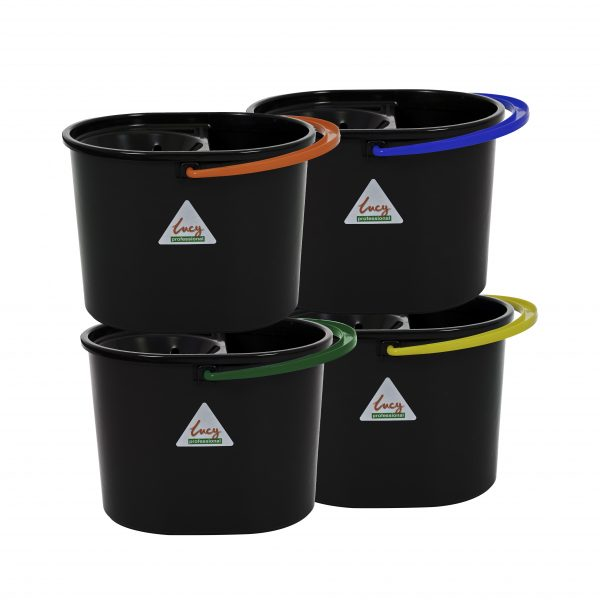 5L Socket Mop Bucket - Recycled