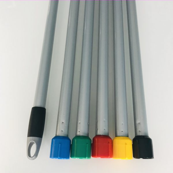 SYR Colour-Coded Aluminium Eco Interchange Mop Handle